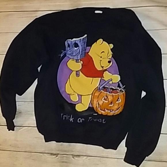 d4db00226ede Disney Tops - Winnie the Pooh Halloween Sweatshirt
